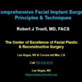 facial implants technique las vegas
